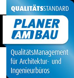 Qualitätsstandard Planer am Bau