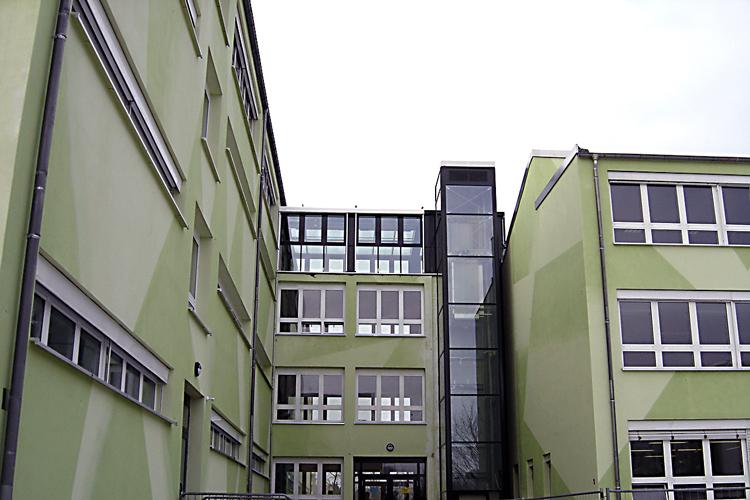 Schulzentrum Luckenwalde