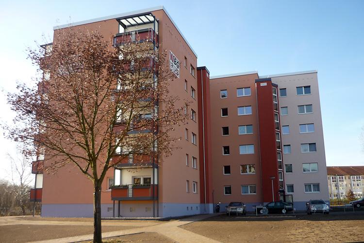Wohnhaus Brahmstrasse Brandenburg