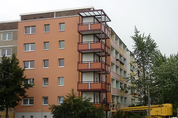 Wohnhaus Max-Herm-Strasse Brandenburg