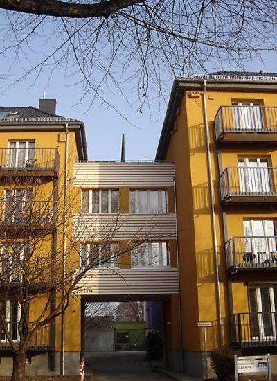Wohnhaus Masurenstrasse