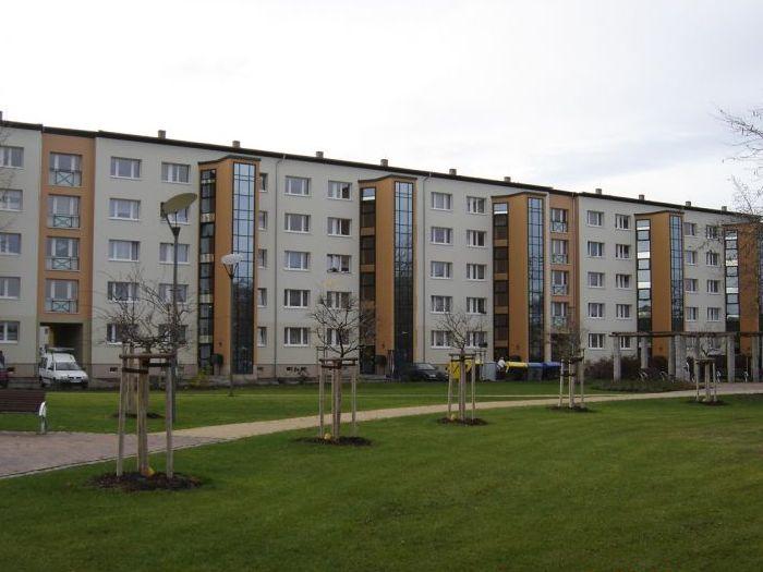 Wohnhäuser Sanierung Modernisierung Premnitz